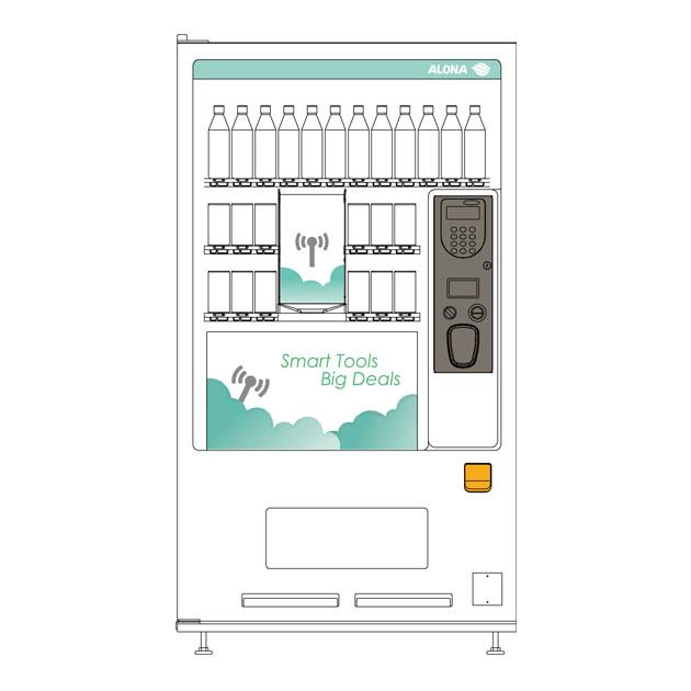 飲料販賣機 NT861 2