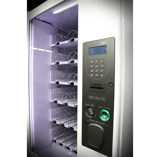 自動販賣機 SV621A 標準常溫型 3