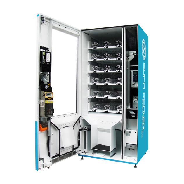 自動販賣機 SV621H 標準常溫型 (兌幣型) 2