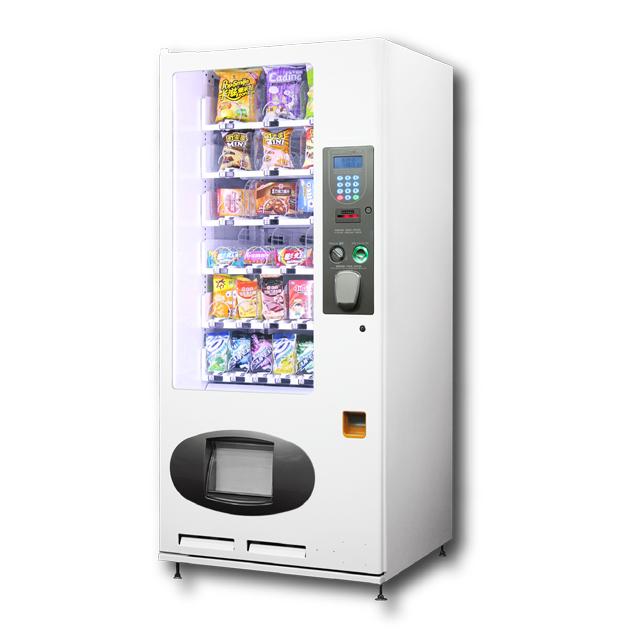 自動販賣機 SV621H 標準常溫型 (兌幣型) 1
